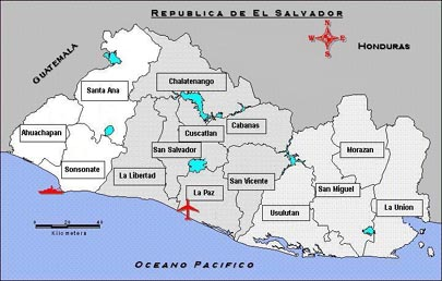 El salvador el salvador is found in central america spanish the official language is the common language spoken among el salvadorans some still speak nahua freerunsca Image collections
